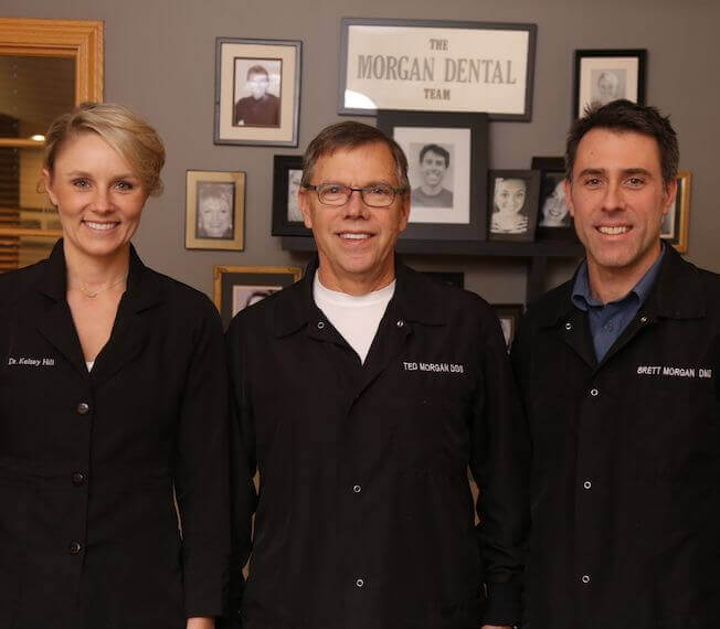 Three Gorham dentists
